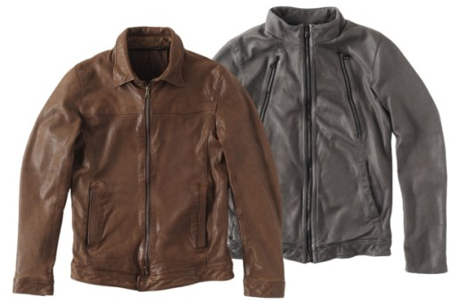 Lat 40.8 Leather Jackets