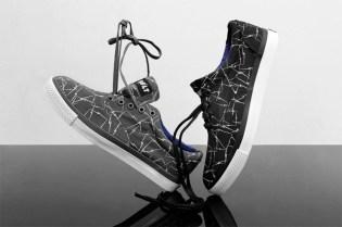 "Lightning Bolt x nano universe ""Bolt Print"" Sneakers"