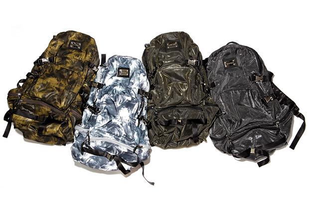 LOSVEGA 2010 Spring/Summer Collection Backpacks