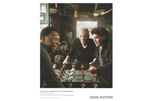 "Louis Vuitton 2010 Spring/Summer ""Core Values"" Campaign"