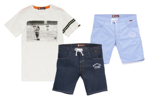 Magic Number x Levi's 2010 Spring/Summer Collection