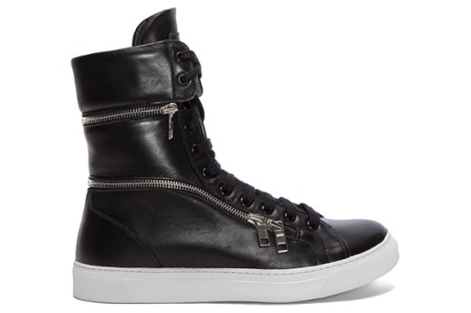 Marc Jacobs 2010 Spring/Summer Collection Zip It Sneakers