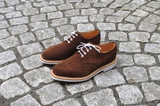 Mark McNairy Country Brogue