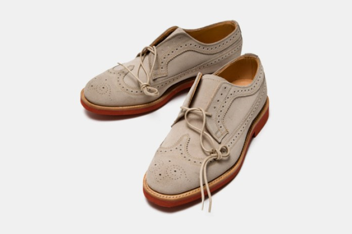 Mark McNairy x Restation Longwing Brogue