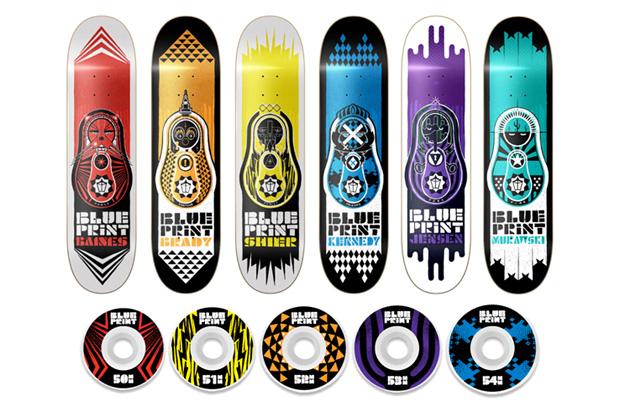 Mark Ward for Blueprint Skateboards