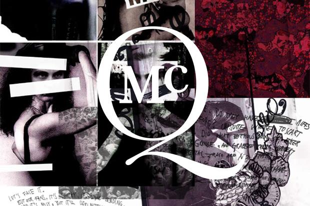 McQ by Alexander McQueen 2010 Fall Lookbook