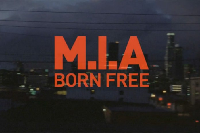 M.I.A. - Born Free (Directed by Romain Gavras)