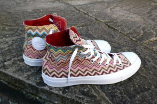 Missoni x Converse Chuck Taylor All-Star