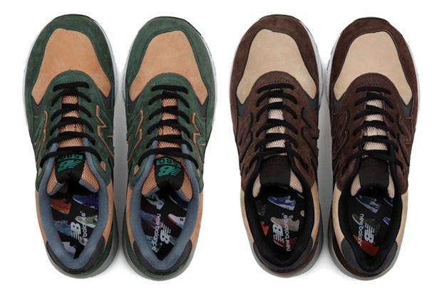 mita sneakers x HECTIC x New Balance 10th Anniversary MT580