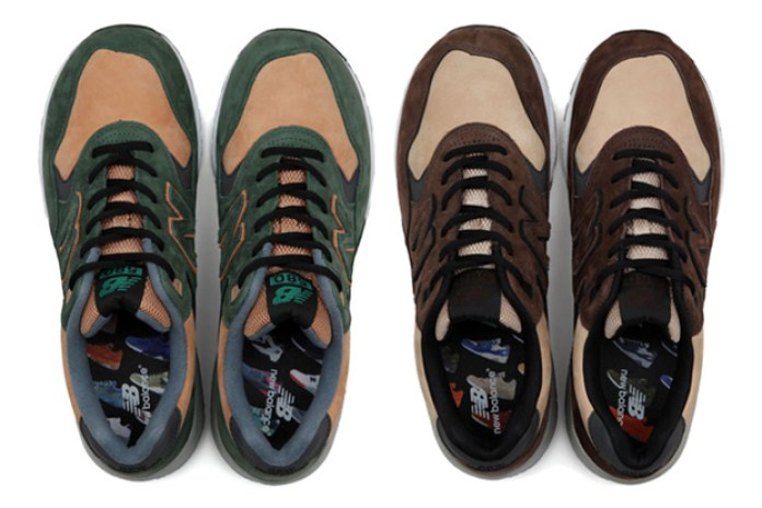 mita sneakers x HECTIC x New Balance 10th Anniversary MT580