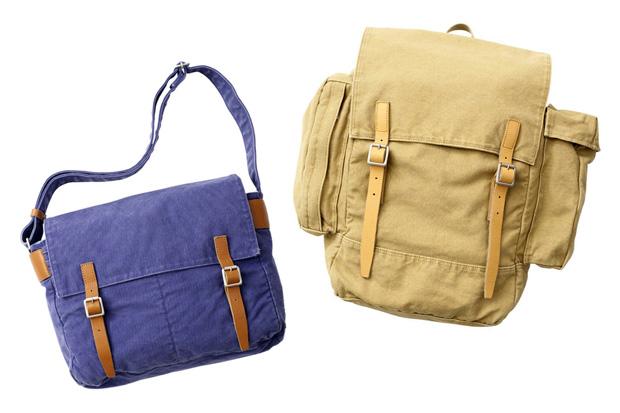 MUG x Porter Classic Shoulder Bag & Rucksack