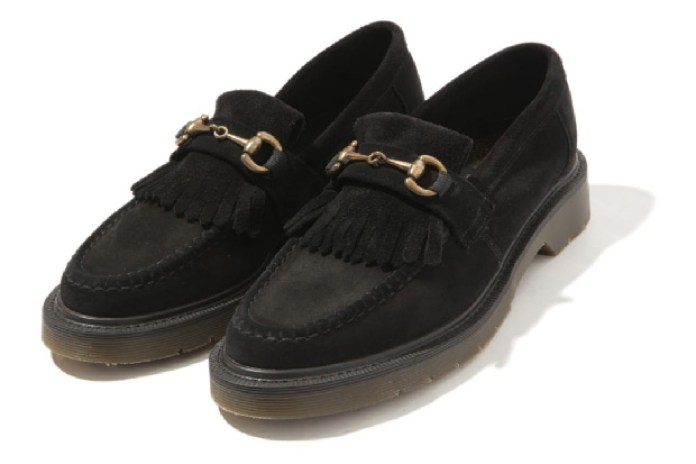 NEIGHBORHOOD Loake Suede Loafers
