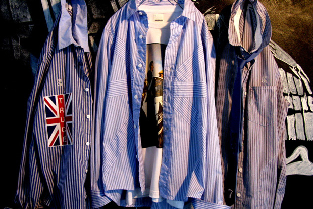 "NEIGHBORHOOD ""Stripe"" Shirts"