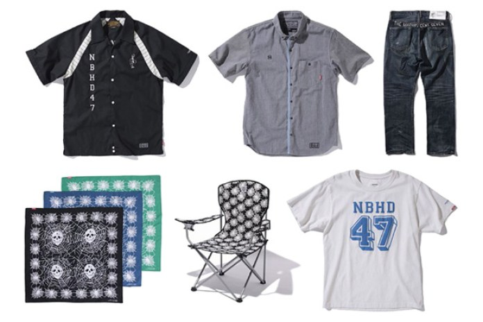 "NEIGHBORHOOD TECHNICAL APPAREL 2010.1ST EX SERIES ""THE MAGNIFICENT SEVEN"" May Releases"