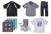 """NEIGHBORHOOD TECHNICAL APPAREL 2010.1ST EX SERIES """"THE MAGNIFICENT SEVEN"""" May Releases"""