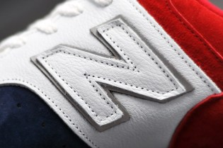 "New Balance 576 ""France"" Preview"