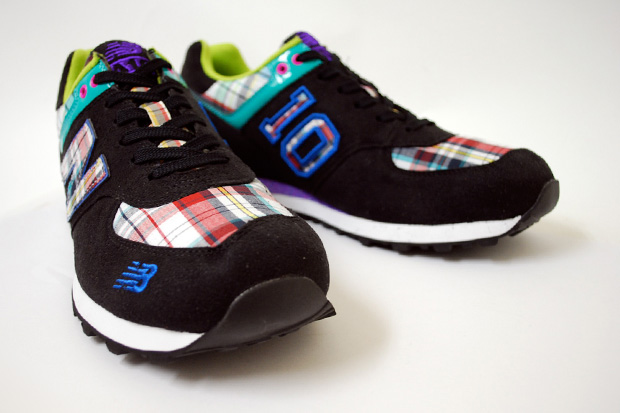 New Balance x atmos 10th Anniversary A10 Sneakers
