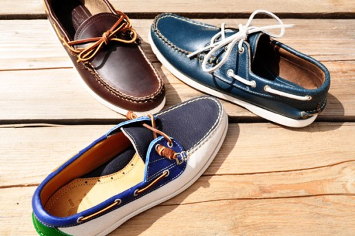 Yuketen 2010 Spring/Summer Deck Shoes