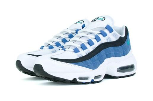 Nike Air Max 95 Blue Slate