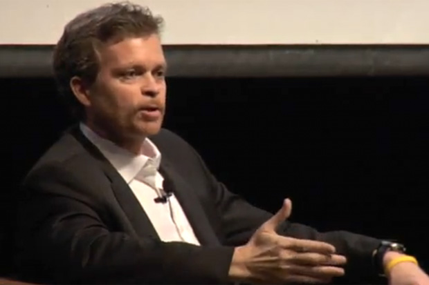 Nike CEO Mark Parker Speaks with Steve Jobs