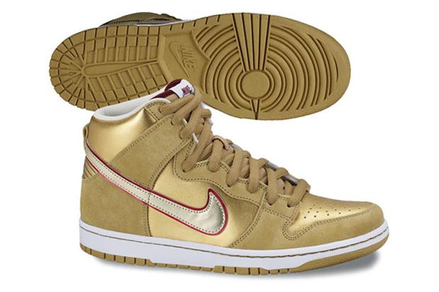 "Eric Koston x Nike Dunk High SB ""Thai Temple"""