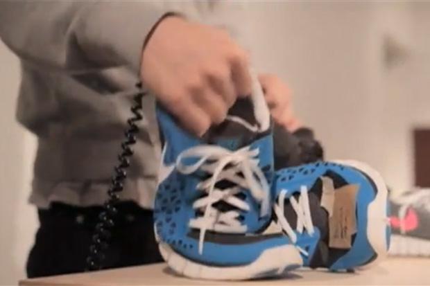 Nike Free Run+ Music Shoe Behind the Scenes Video