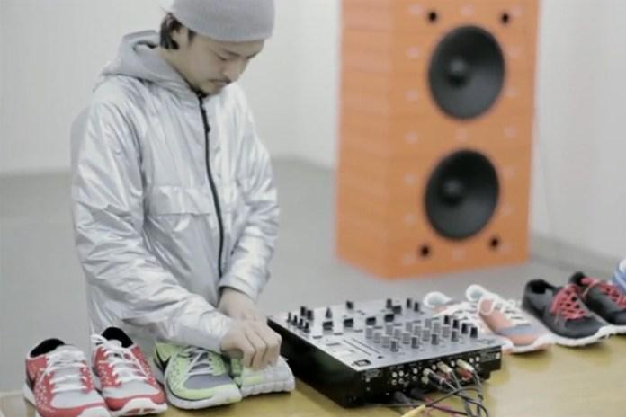 Nike Free Run+ Music Shoe Video