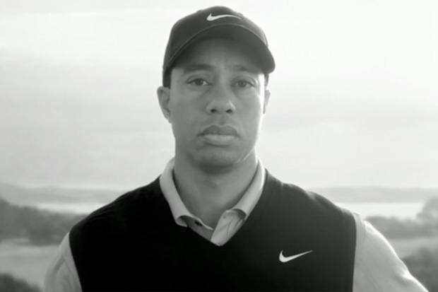 """Nike Golf """"Earl And Tiger"""" Commercial"""
