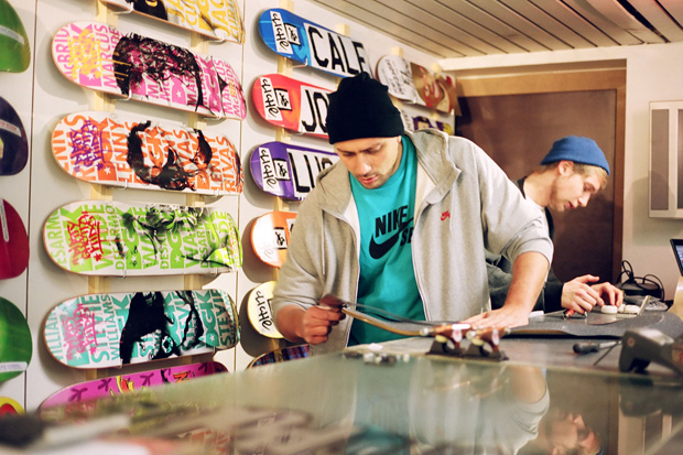 Nike SB 2010 Summer Apparel Collection