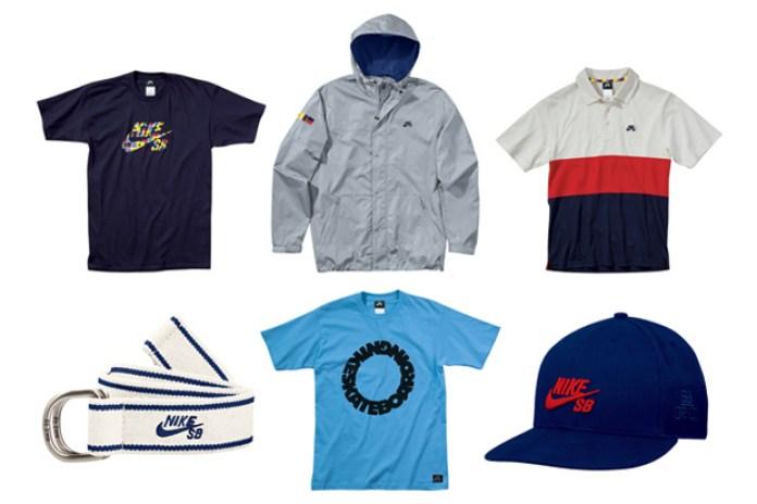 Nike SB Apparel April 2010 New Releases