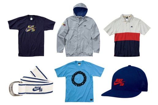 Nike SB Apparel April 2010 New Releases