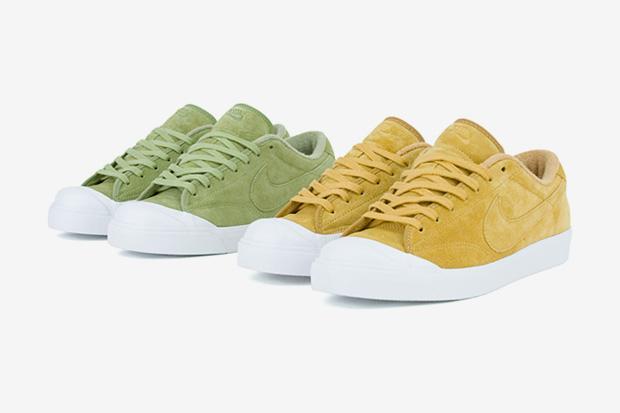 Nike Sportswear All Court Leather Low