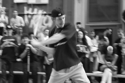 Nike Sportswear Stickball Tournament Video Recap