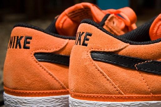 Nike Zoom Bruin SB Orange/Black