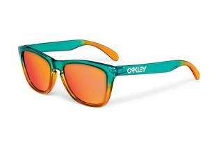 "Oakley ""Flora Fade"" Frogskins Sunglasses"