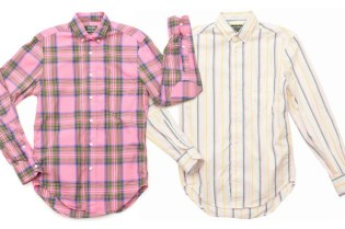 Gitman Bros. for Opening Ceremony Shirt Collection