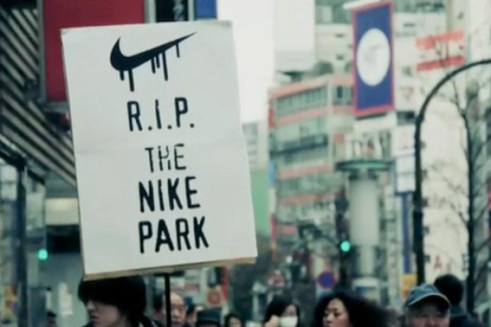 """Our Park"" A Documentary on Tokyo's Nike Miyashita Park"