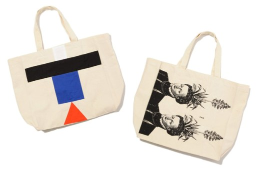 P.A.M. 2010 Spring/Summer Tote Bags
