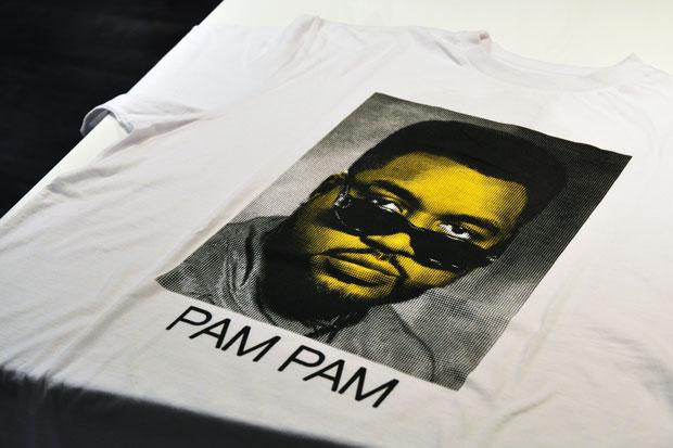 """P.A.M. """"BAM BAM"""" Tee"""