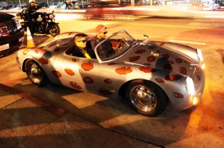 Porsche 550 Spyder for Pharrell Williams by KAWS