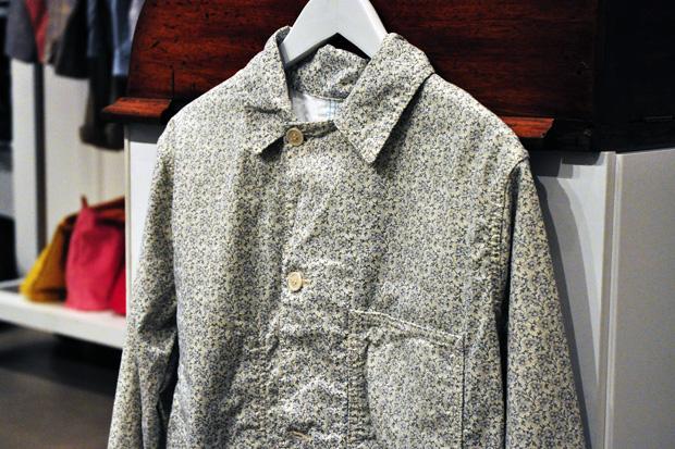Post O'Alls Mattalini Jacket