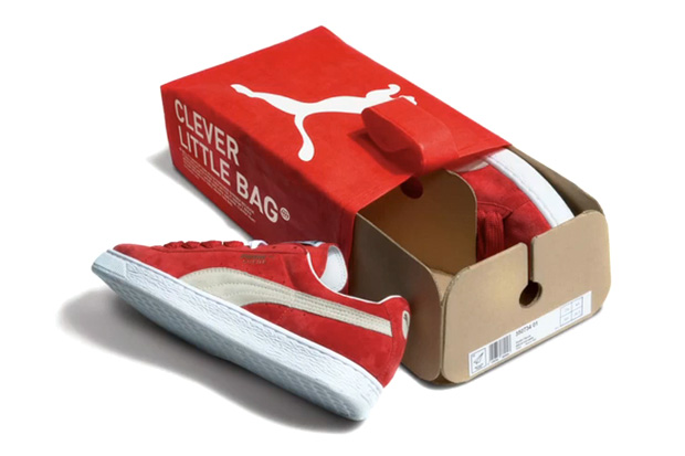 PUMA Fuseproject Packaging