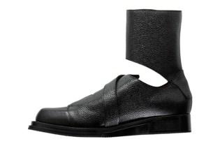 Raf Simons 2010 Fall/Winter Footwear
