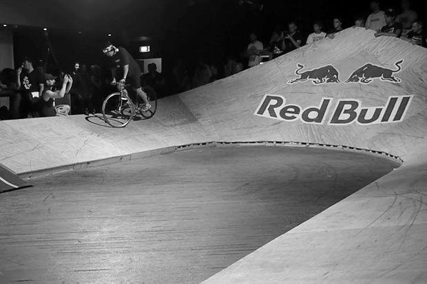 Red Bull Mini Drome Video