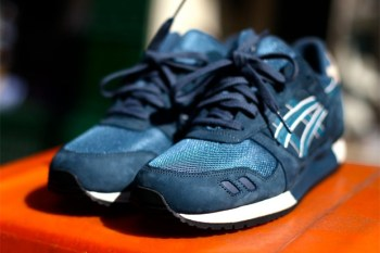 "Ronnie Fieg x ASICS GEL-LYTE III ""Aqua"" Preview"