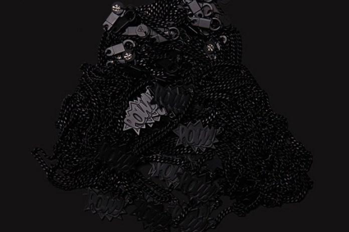 RSVP Gallery x AMBUSH POW! Black Pendants