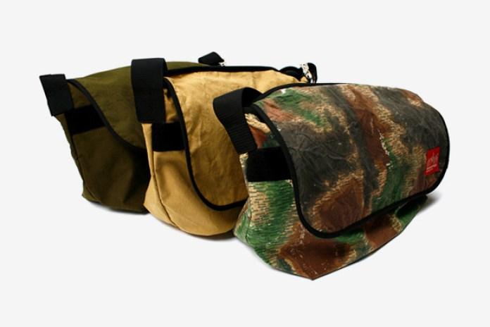 SAMMLER x Manhattan Portage Messenger Bags