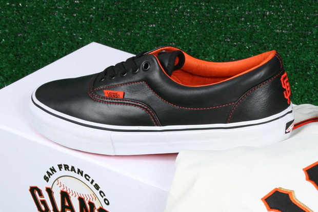 Vans Vault x MLB San Francisco Giants Era LX for HUF