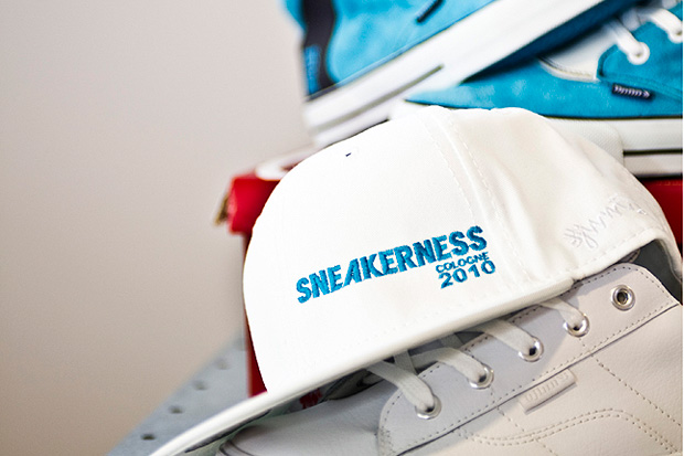 SNEAKERNESS Cologne 2010 Recap