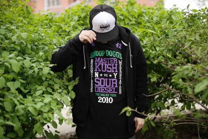Snoop Dogg x Boundless Malice Tour Tee